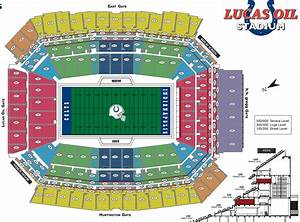 Redskins Seating Chart View Nfl Stadium Seating Charts Stadiums Of Pro Football