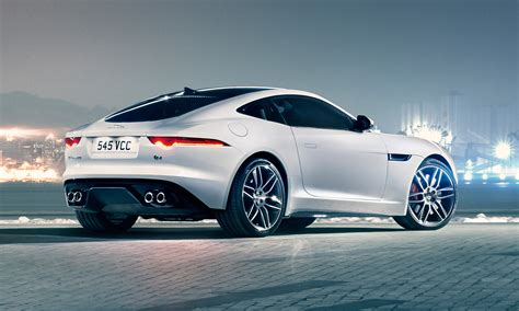Jaguar Type R by Jaguar Unveils The F Type R Coupe Highsnobiety