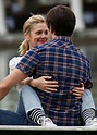 Photos of Drew Barrymore and Justin Long Making Out on the ...