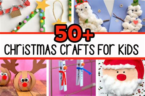 christmas crafts  kids   ideas  kids