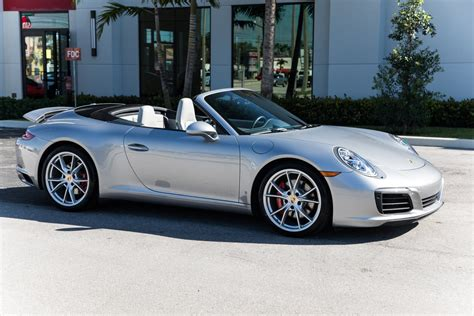 Compare porsche 911 horsepower with other cars in the same category. Used 2017 Porsche 911 Carrera S For Sale ($92,900) | Marino Performance Motors Stock #154428