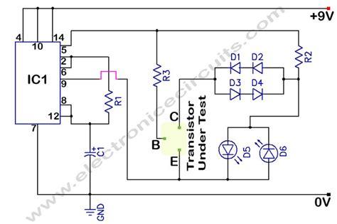 Circuits Circuit Transistor Tester Next