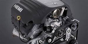 Chrysler Boosts Power And Efficiency Of 5 7l Hemi For 2009