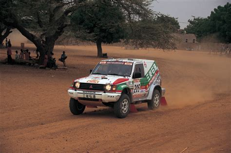 mitsubishi dakar a gallery of mitsubishi s dakar rally cars japanese