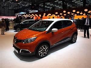 Fiabilité Renault Captur : vid o en direct du salon de gen ve 2013 renault captur sexy ~ Gottalentnigeria.com Avis de Voitures