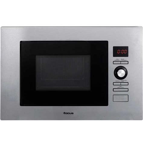 micro onde meilleur rapport qualité prix focus micro onde grill encastrable f23 20l 39cm au