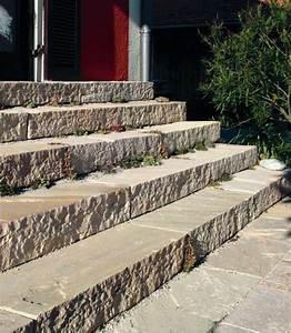 Treppenstufen Stein Außen Verlegen : stein garten steine garten naturstein garten galabau gartengestaltung terrassen ~ Orissabook.com Haus und Dekorationen