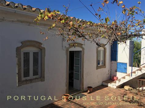 maison a vendre portugal charmante maison 192 santa b 193 rbara de nexe portugal sous le soleil