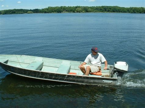Fish And Ski Boats For Sale Near Me by Best 25 Aluminum Fishing Boats Ideas On Jon