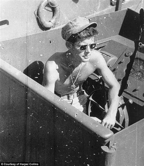 Pt Boat Crew by F Kennedy S The Pt 109 Incident To