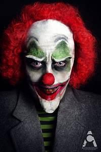 Evil Clown | Scary Clowns | Pinterest | Evil clowns ...