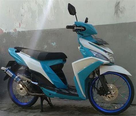 Gambar Motor Yamaha Mio M3 125 by 21 Gambar Modifikasi Yamaha Mio M3 125 Terupdate