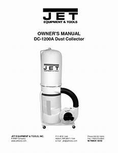 Dc-1200a Manuals