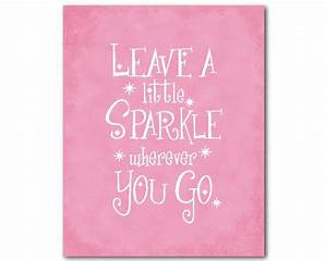 Leave a little sparkle wherever you go by SusanNewberryDesigns