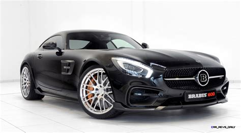 2018 Brabus Mercedes Amg Gt S Stage One Mods Revealed In