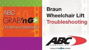 Gg019 Grab U0026 39 Ngo  Braun Wheelchair Lift