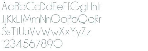 l c hairline font download free truetype