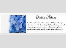{ Mormon Share } Divine Nature Bookmark