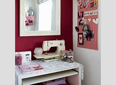 Fabric noticeboard Home office ideas that really work