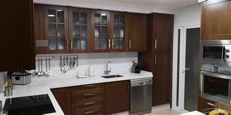 carpinteria familia murcia cocina en roble macizo color