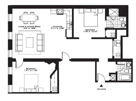 2 bedroom floor plans luxury two bedroom house plans inspirational exquisite