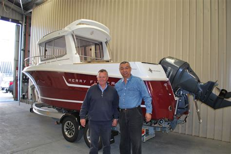 Bulls Bay Boat Dealers In Nc by New Merry Fisher Marlin Delivered In Melbourne Mw Marine