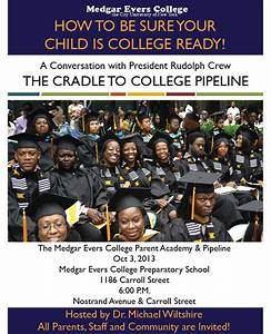 Medgar Evers College Preparatory School Parent Teacher ...