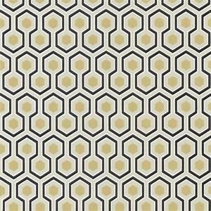 Papier Peint Cole And Son : papier peint hicks 39 hexagon cole and son ~ Dailycaller-alerts.com Idées de Décoration