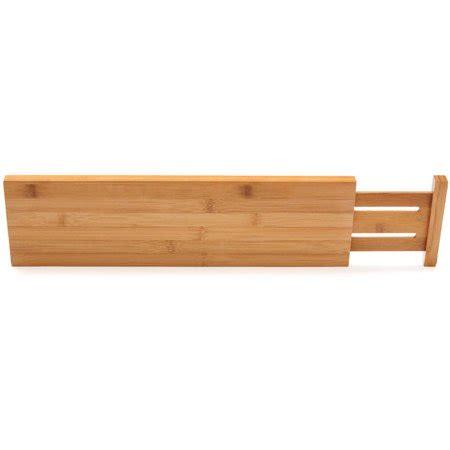 drawer dividers walmart bamboo kitchen drawer dividers set of 2 walmart