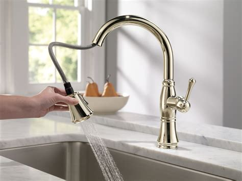 polished nickel kitchen faucets steel polished nickel kitchen faucet centerset two handle