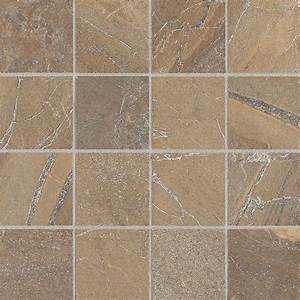 Daltile ayers rock bronzed beacon 13 in x 13 in glazed for Daltile porcelain tile