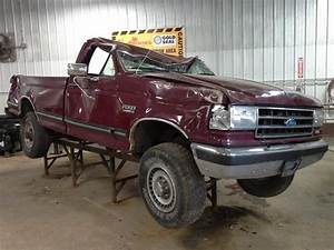 1990 Ford F250 Pickup Manual Transmission 2wd