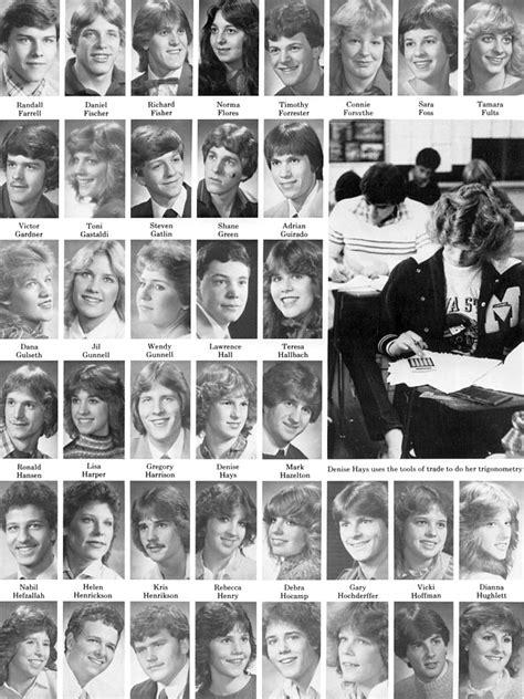 Marshfield High School - Class of 1983 - Farrell to Johnson