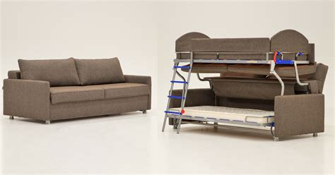 that turns into bunk beds sofa that turns into a bunk bed