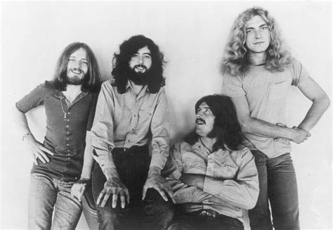 Led Zeppelin Catalog Comes To Spotify  Rolling Stone