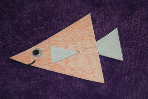triangle template for kid craft preschool lessons archives page 3 of 4 love to laugh