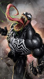 Venom by PatrickBrown on DeviantArt