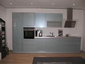 Küchen Mit Glasfront : alno musterk che alnovertina glasfront ausstellungsk che in von ~ Watch28wear.com Haus und Dekorationen