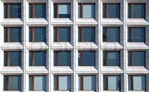 Modern European office building wall texture | Stock Photo ...