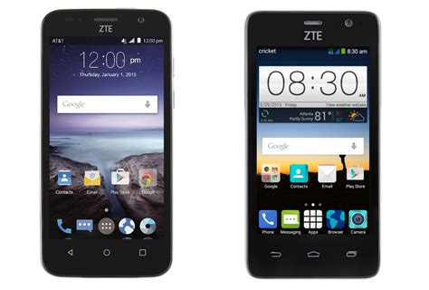 at t phones zte launches budget friendly maven and sonata 2