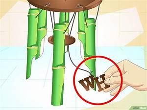 Objet Bambou Faire Soi Meme : comment faire un carillon en bambou 16 tapes callon carillon bambou et faire soi meme ~ Melissatoandfro.com Idées de Décoration