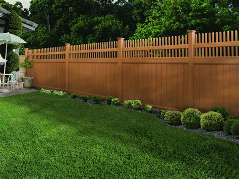 fence styles and prices kroy vinyl privacy fence price fences