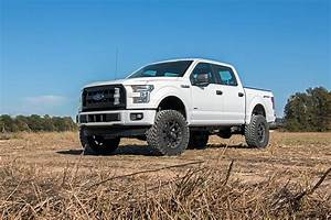 6inch Suspension Lift Kit for 20152018 2WD Ford F150 Pickups [553 22] Rough Country