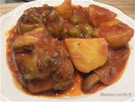 comment cuisiner des paupiettes de veau paupiettes de veau en ragoût recette facile recette à
