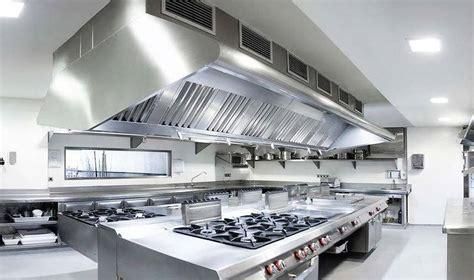 extraction cuisine professionnelle hotte professionnelle comment bien la choisir pour sa