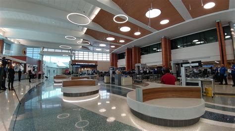 gerald  ford international airport opens  expansion