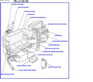 2008 Acura Mdx Engine Diagram by I A 2003 Acura Mdx And I No Air My
