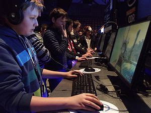 video game addiction wikipedia