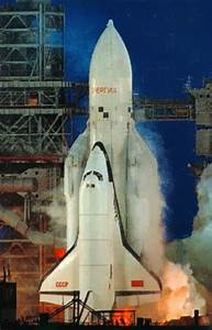 Space History | 2002-05-12 | Russian Shuttle Buran ...