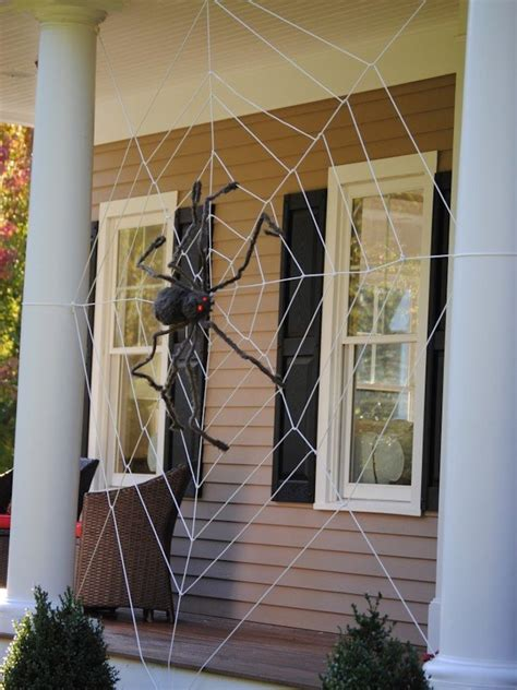 How To Decorate With Spider Web - spider web 15 decorations to diy for